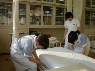 茨城県立つくば看護専門学校画像